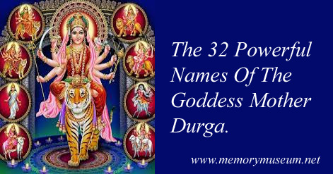 names-of-goddess-durga